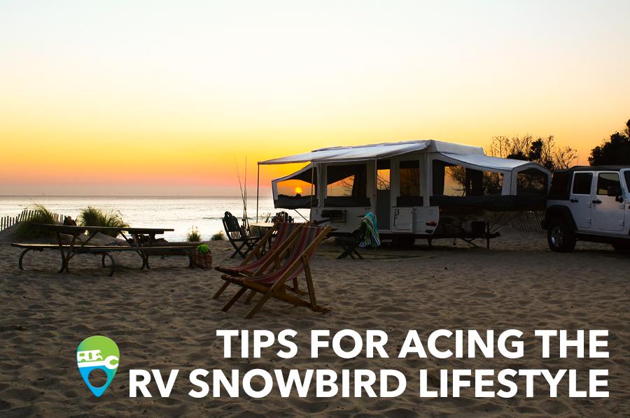rv snowbird tips
